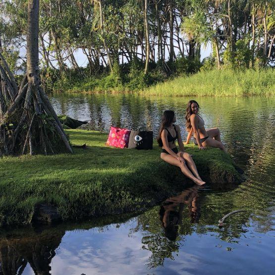 kai bags river